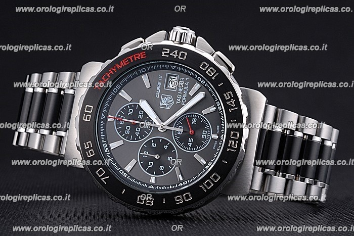 24d391fddbfb Tag Heuer Calibre 16 Formula 1 replica 1. There are three versions for the  Best Swiss replica Tag Heuer Calibre 16 Formula 1 Automatic ...