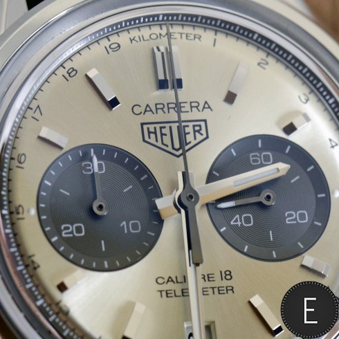TAG Heuer Carrera (39mm) Calibre 18 - watch replica review by ESCAPEMENT