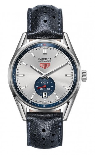 TAG Heuer CARRERA Calibre 6 - watch replica review by ESCAPEMENT