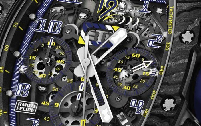 Interview with Richard Mille RM 011 Felipe Massa Replica 10th Anniversary Watch