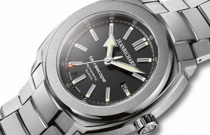 Choose The Cheap Classic Replica JeanRichard Terrascope Automatic Watch