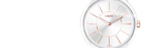 Ultra-Thin Rado True Thinline Ceramic Case Replica watch