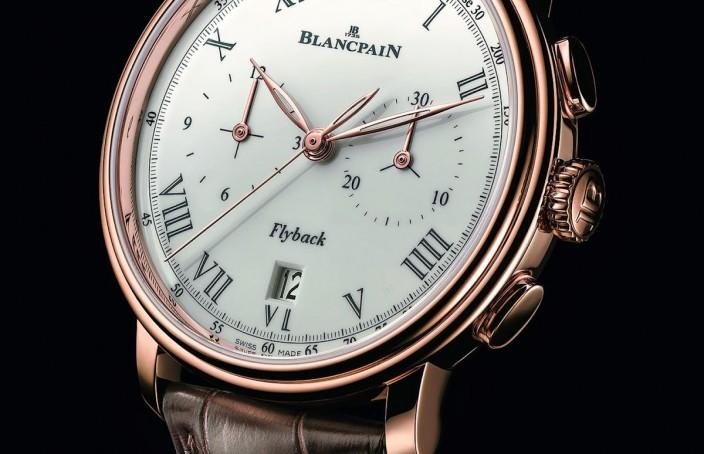 Blancpain Villeret Chronographe Pulsomètre watch replica