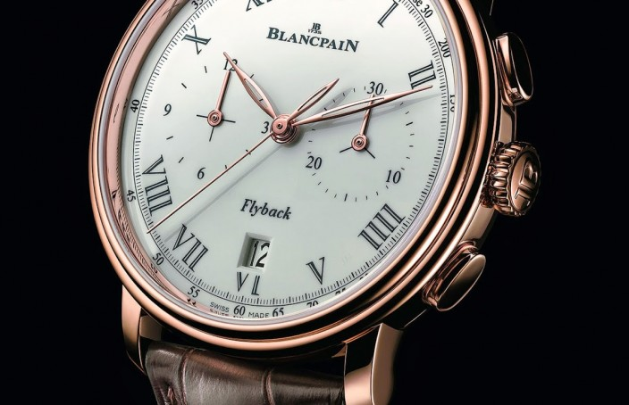 Blancpain Villeret Moon Phase copy watch