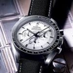 Speedmaster Professional Moonwatch Silver Snoopy Replica