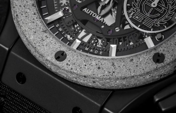 Hublot Classic Fusion Aerofusion Chronograph Concrete Jungle 2