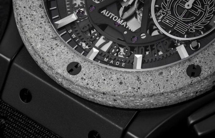 Hublot Classic Fusion Aerofusion Chronograph Concrete Jungle 2