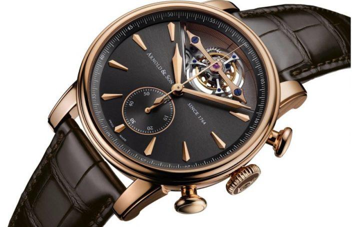 Arnold & Son Royal TEC1 Tourbillon Chronograph Watch Watch Releases