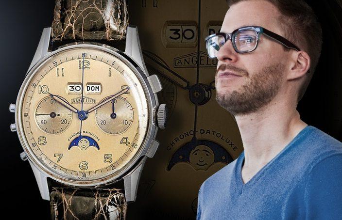 My First Grail Watch: Sebastien Chaulmontet Of Arnold & Son My First Grail Watch