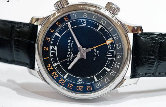 Chopard L.U.C GMT One steel 1
