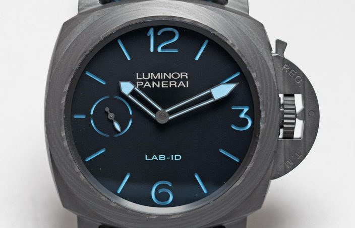 Panerai LAB-ID Luminor 1950 Carbotech 3 Days PAM700-1