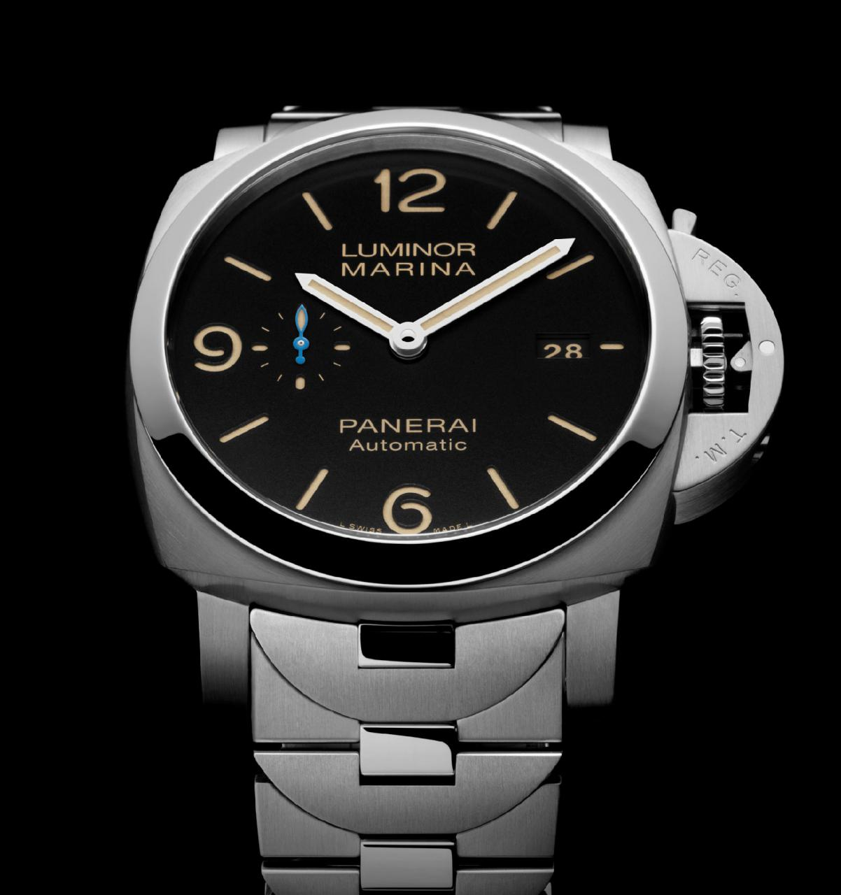 Panerai Luminor 1950 3 Days Automatic bracelet 44mm PAM723-3