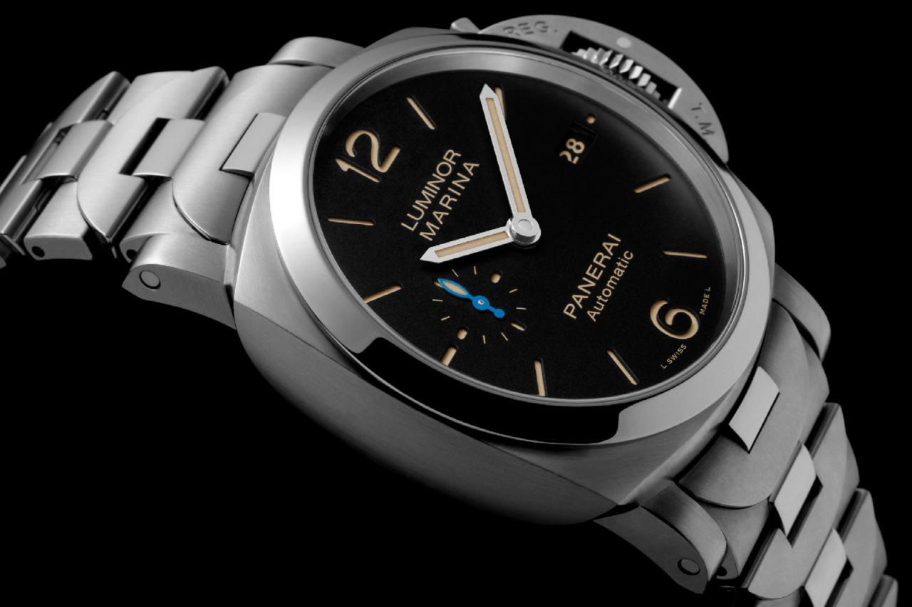 Panerai Luminor 1950 3 Days Automatic bracelet PAM722 1