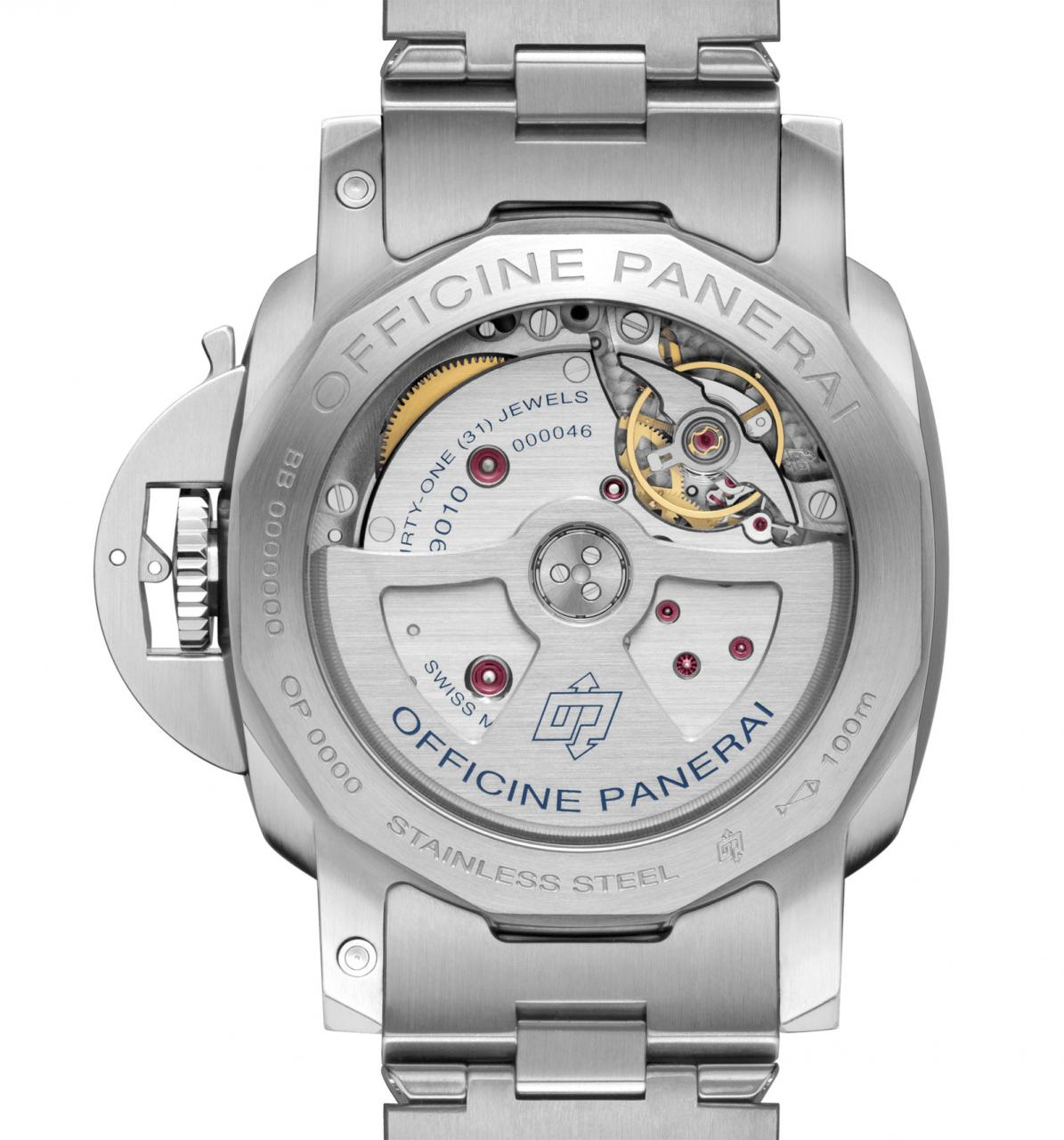 Panerai Luminor 1950 3 Days Automatic bracelet PAM722 3