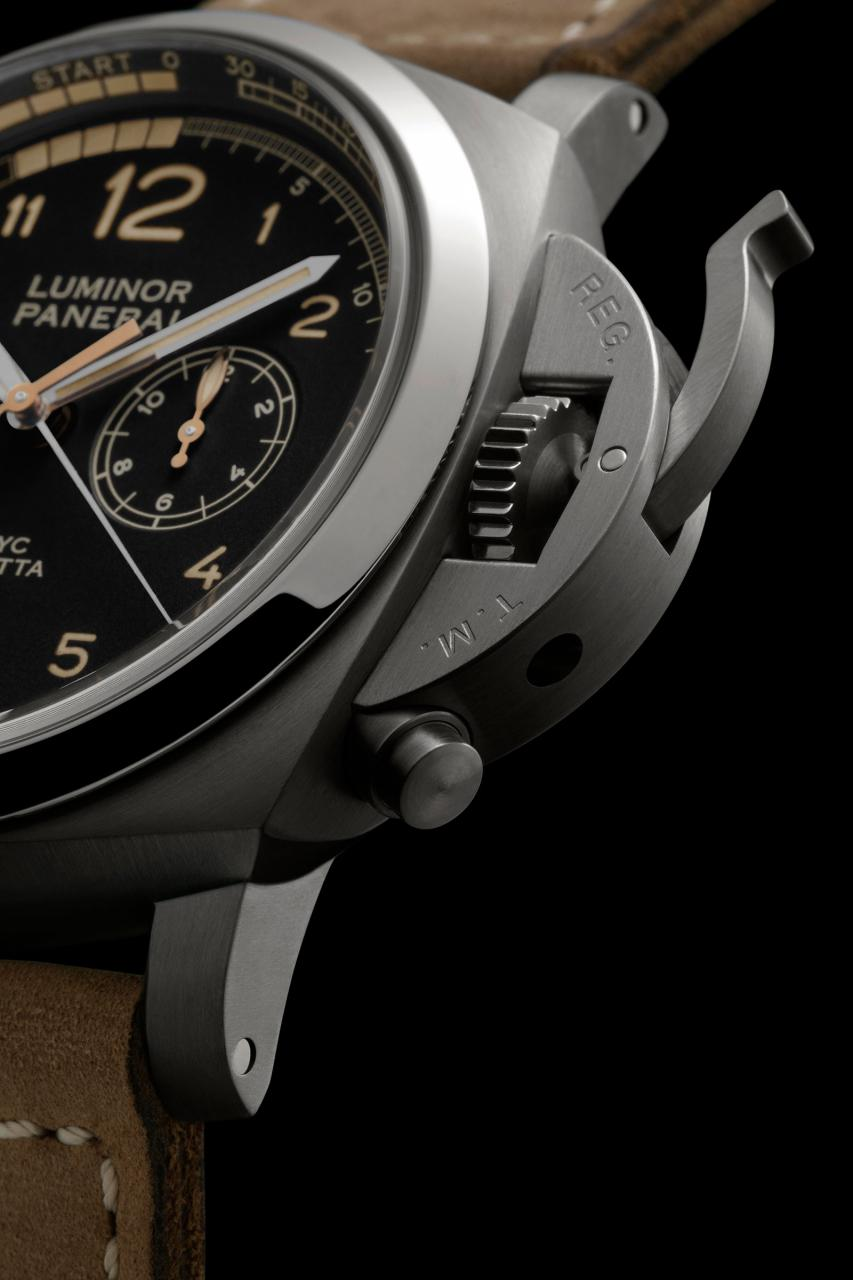 Panerai Luminor 1950 Regatta PCYC Chrono PAM652 case