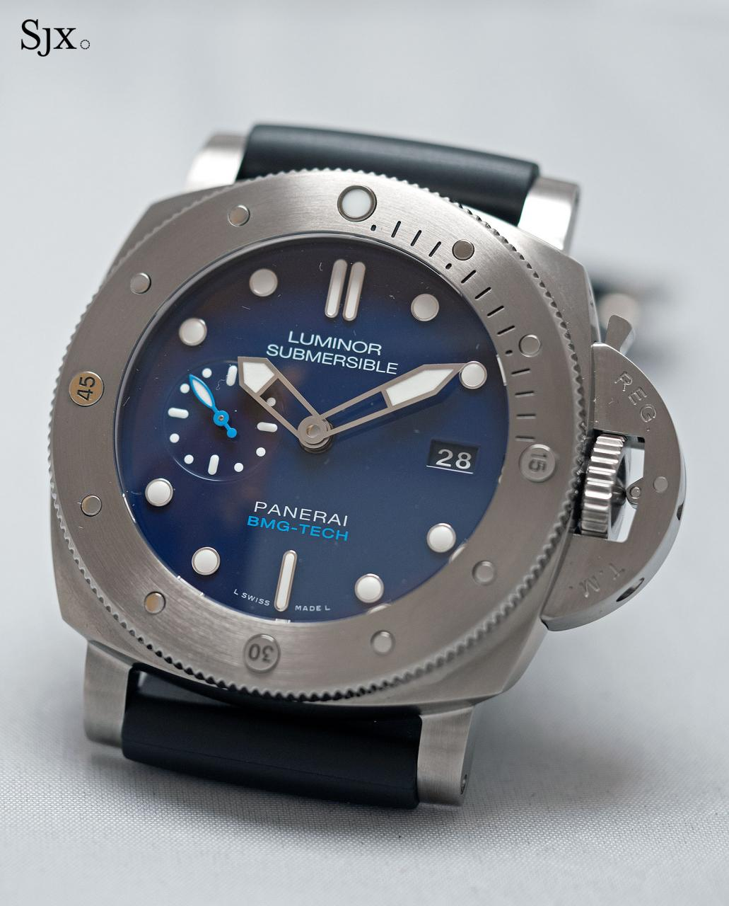 Panerai Luminor Submersible 1950 BMG-TECH PAM692-1