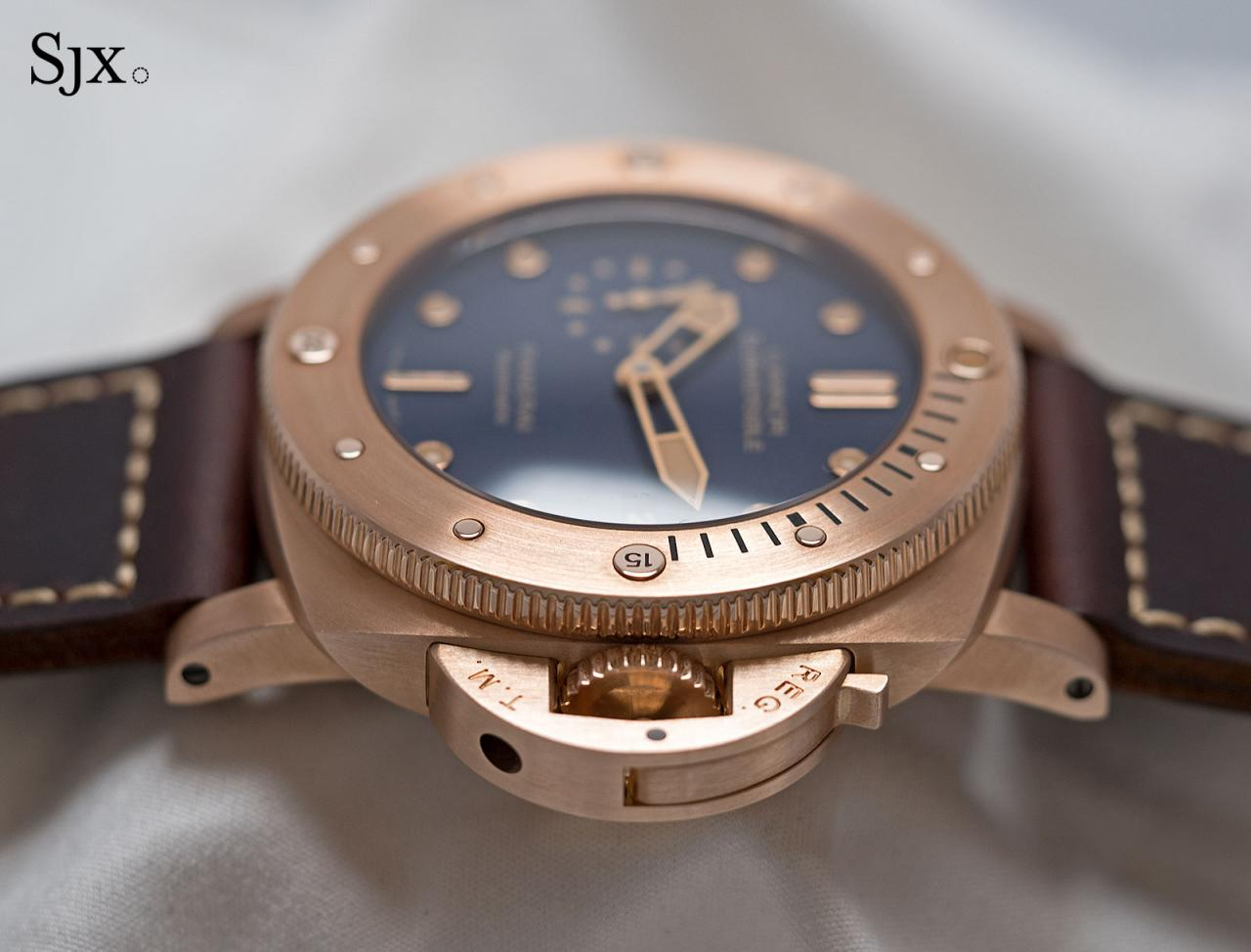 Panerai Luminor Submersible 1950 Bronzo PAM671-2