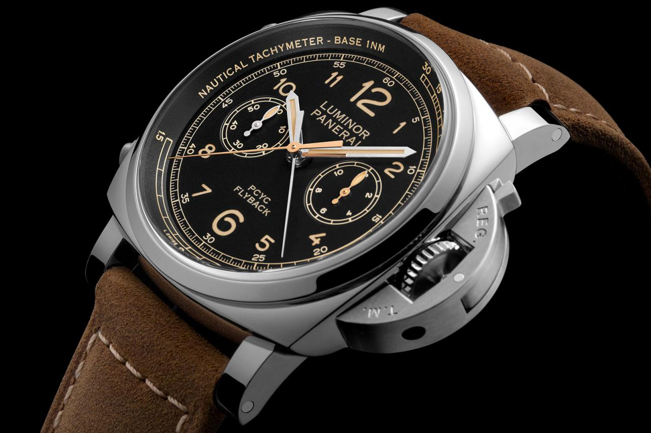 Panerai Panerai Luminor 1950 PCYC Chrono Flyback PAM 653