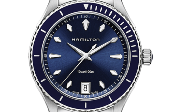You Will Love The Men's Replica Hamilton JazzMaster Seaview Quartz Watch