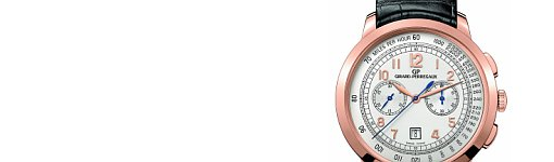Reviewing The Rose Gold Girard-Perregaux 1966 Chronograph Watch Replica
