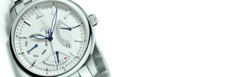 Ernest Borel Jules Borel Retrograde Automatic Watch Replica