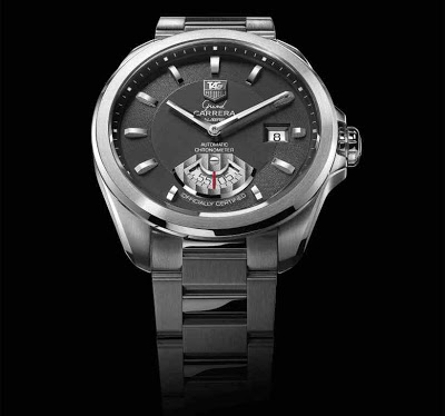 Tag Heuer Grand Carrera Calibre 8 RS Grande-Date GMT replica watch