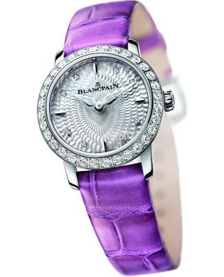 Blancpain Ladybird 60th Anniversary watch replica