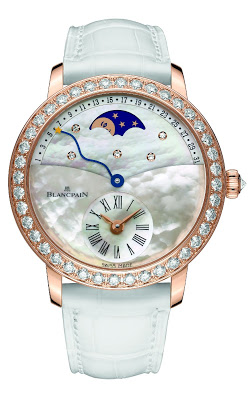 Blancpain Retrograde Calendar Moon Phase watch replica