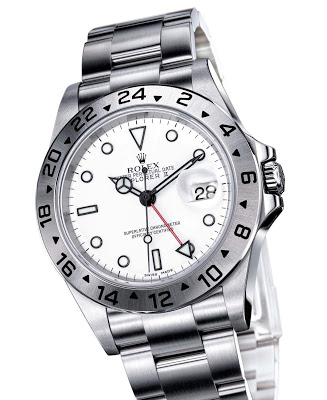 Rolex Oyster Perpetual Explorer II watch replica