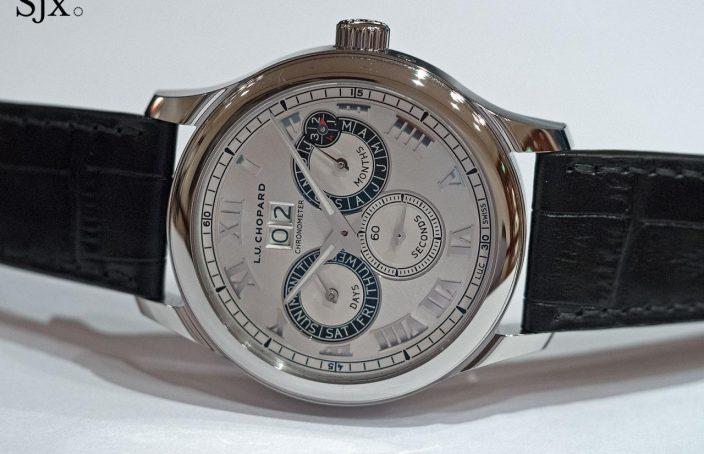 Chopard L.U.C Perpetual Twin steel perpetual calendar 4